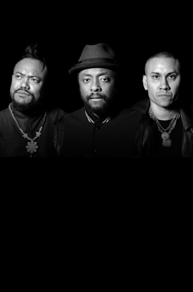 The<br>Black Eyed Peas<br>(26 Feb)